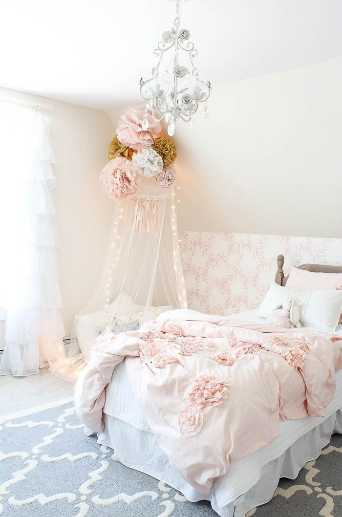 Little Girl Bedroom Decor 27 Girls Room Decor Ideas to Change the Feel Of the Room