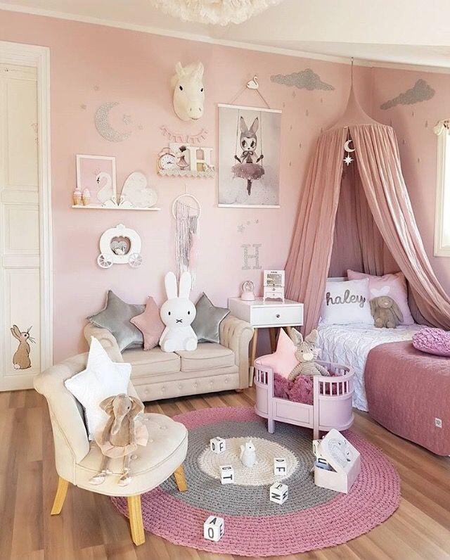 Little Girl Bedroom Decor 27 Girls Room Decor Ideas to Change the Feel Of the Room