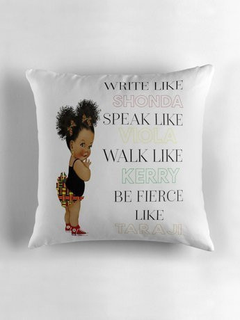 Little Girl Bedroom Decor Black Girl Magic Pillow Little Girl Bedroom Decor Black Girls Inspirational Motivational Empowering