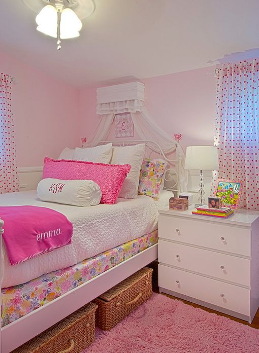 Little Girl Bedroom Decor Decorating Ideas for A 6 Year Old Girl S Room