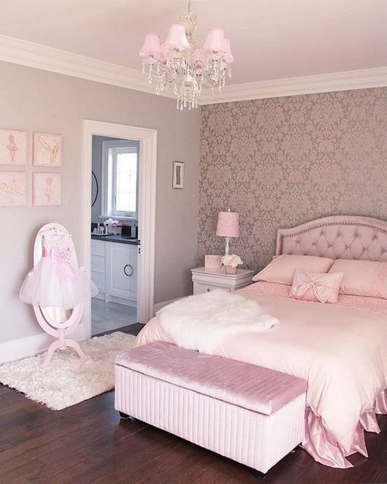Little Girl Bedroom Decor Little Girls Bedroom Tween Girls Bedroom Girls Bedroom Ideas