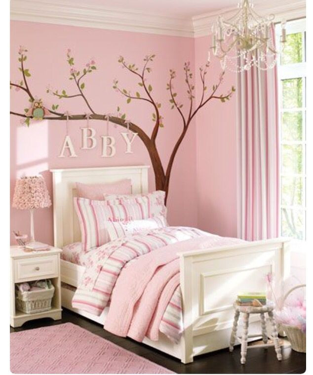 Little Girl Bedroom Decor Pin by Leah Cadman On Girls Bedroom In 2019