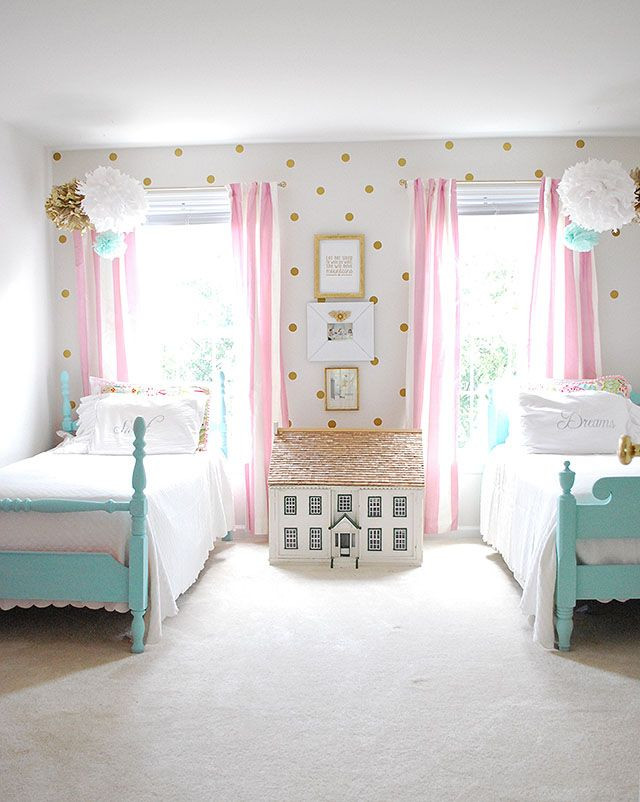 Little Girl Bedroom Decor Pin On Bedrooms
