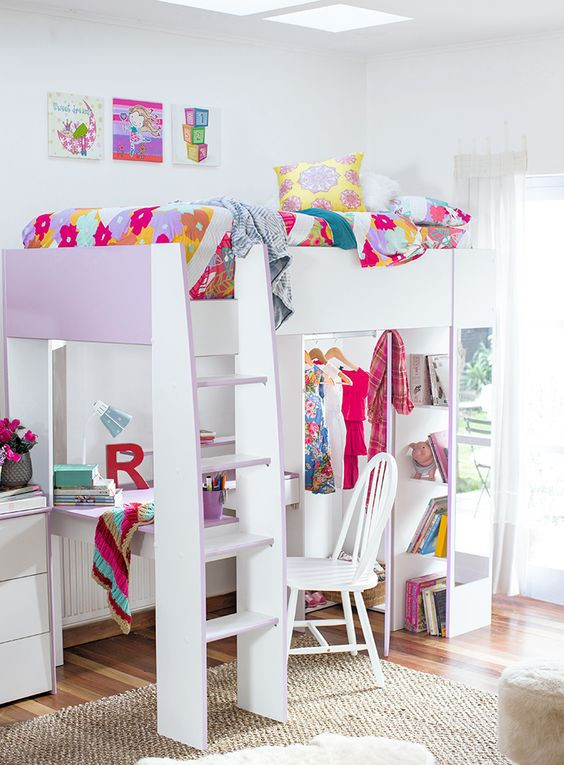 Little Girl Bedroom Decor Precious and Perfect Little Girls Bedroom Ideas Clever Diy