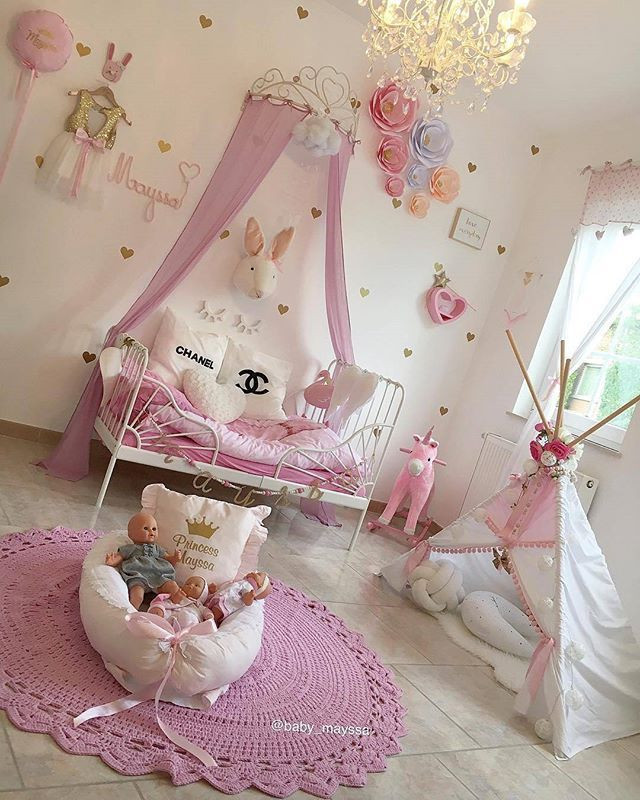 Little Girl Bedroom Decor the Best Girl Bedroom Ideas