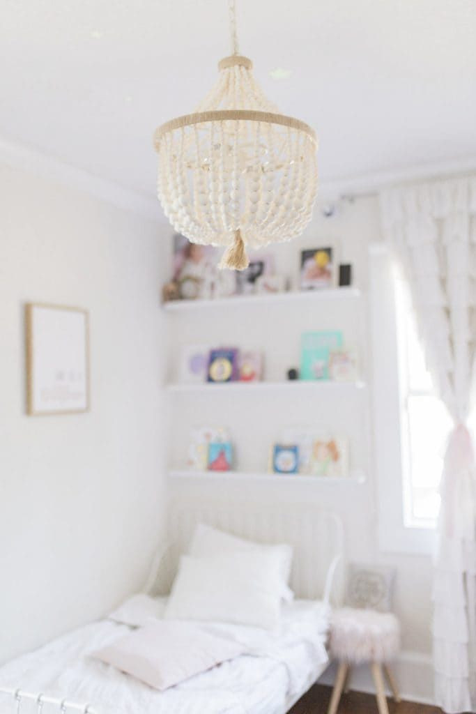 Little Girl Chandelier Bedroom Lucille and Edith S Bedroom tour