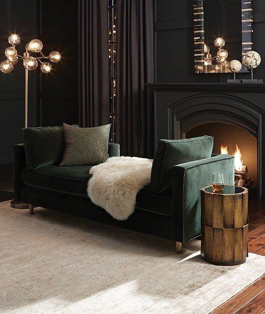 Living Room Art Decor Ideas 30 Dark Moody Living Room Décor Ideas Digsdigs