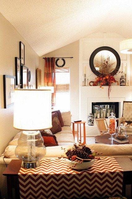 Living Room Art Decor Ideas 48 Cozy and Inviting Fall Living Room Décor Ideas Digsdigs