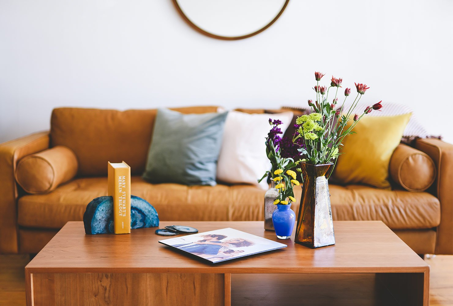 Living Room Center Table Decor 15 Tips for A Unique Coffee Table Decor and S