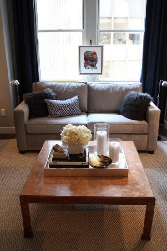 Living Room Center Table Decor 20 Super Modern Living Room Coffee Table Decor Ideas that