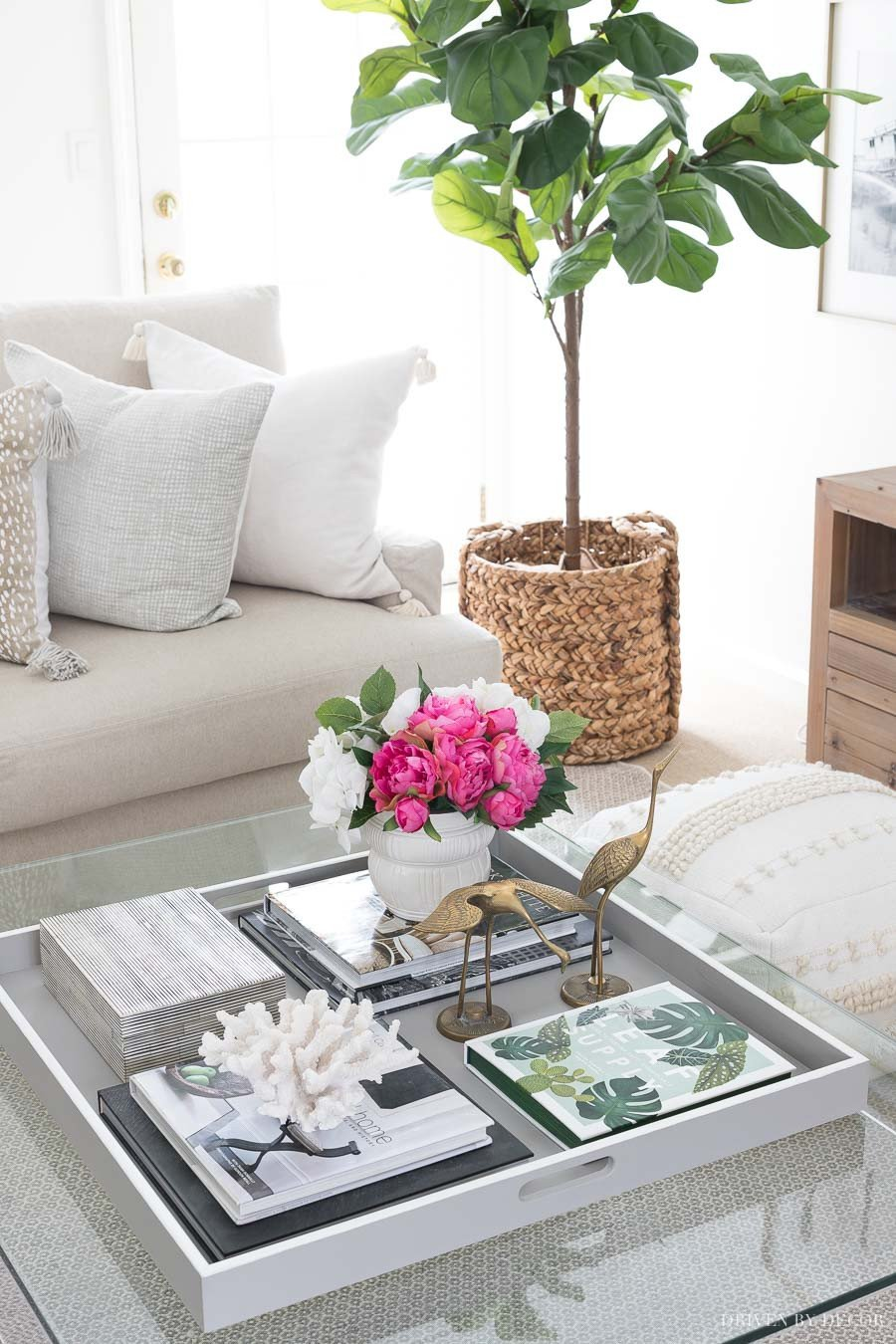 Living Room Coffee Table Decor Coffee Table Decor Ideas & Inspiration