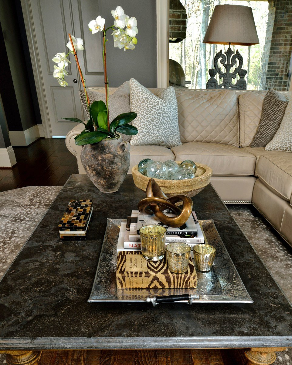 Living Room Coffee Table Decor How to Style Your Coffee Table — An Interior Designer