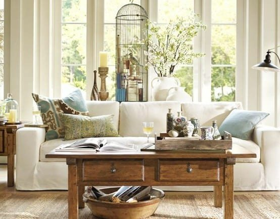 Living Room Coffee Table Decor Thrifty Interior Design Vintage Decor and Diy Tutorials