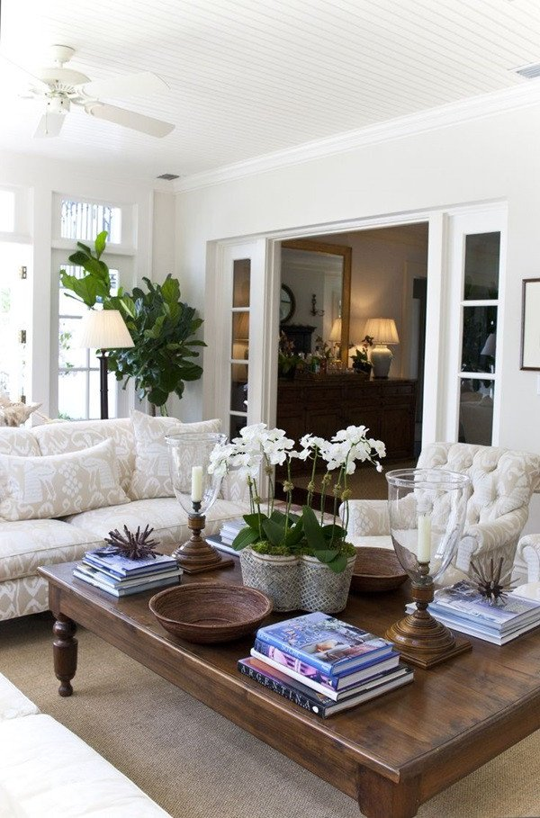top 10 tips for coffee table styling
