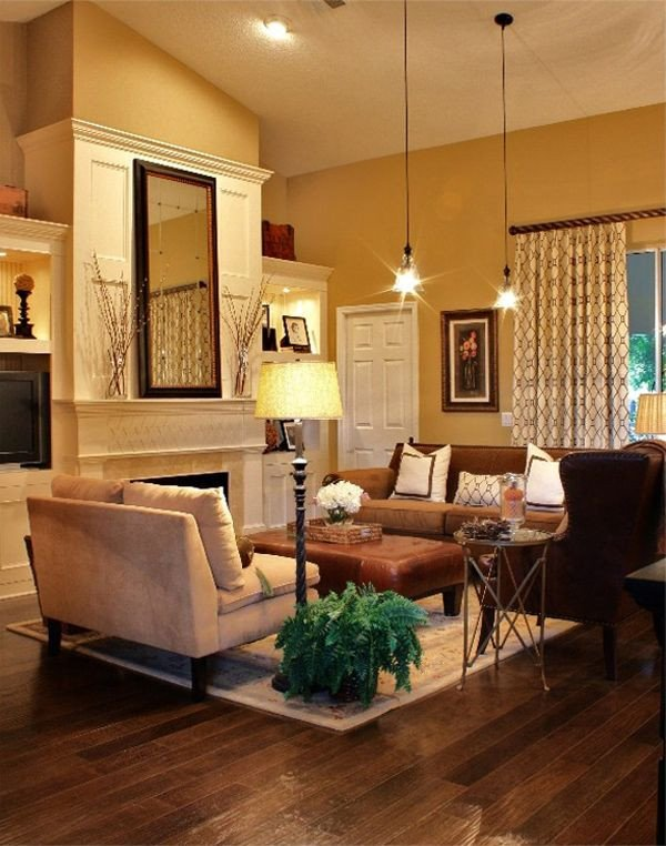 Living Room Color Schemes to Make Your Room Cozy 43 Cozy and Warm Color Schemes for Your Living Room