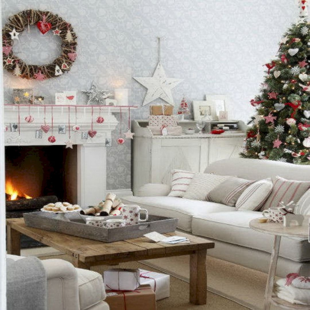 Living Room Decor Ideas Apartment 25 Best and Beautiful Holiday Living Room Decoration