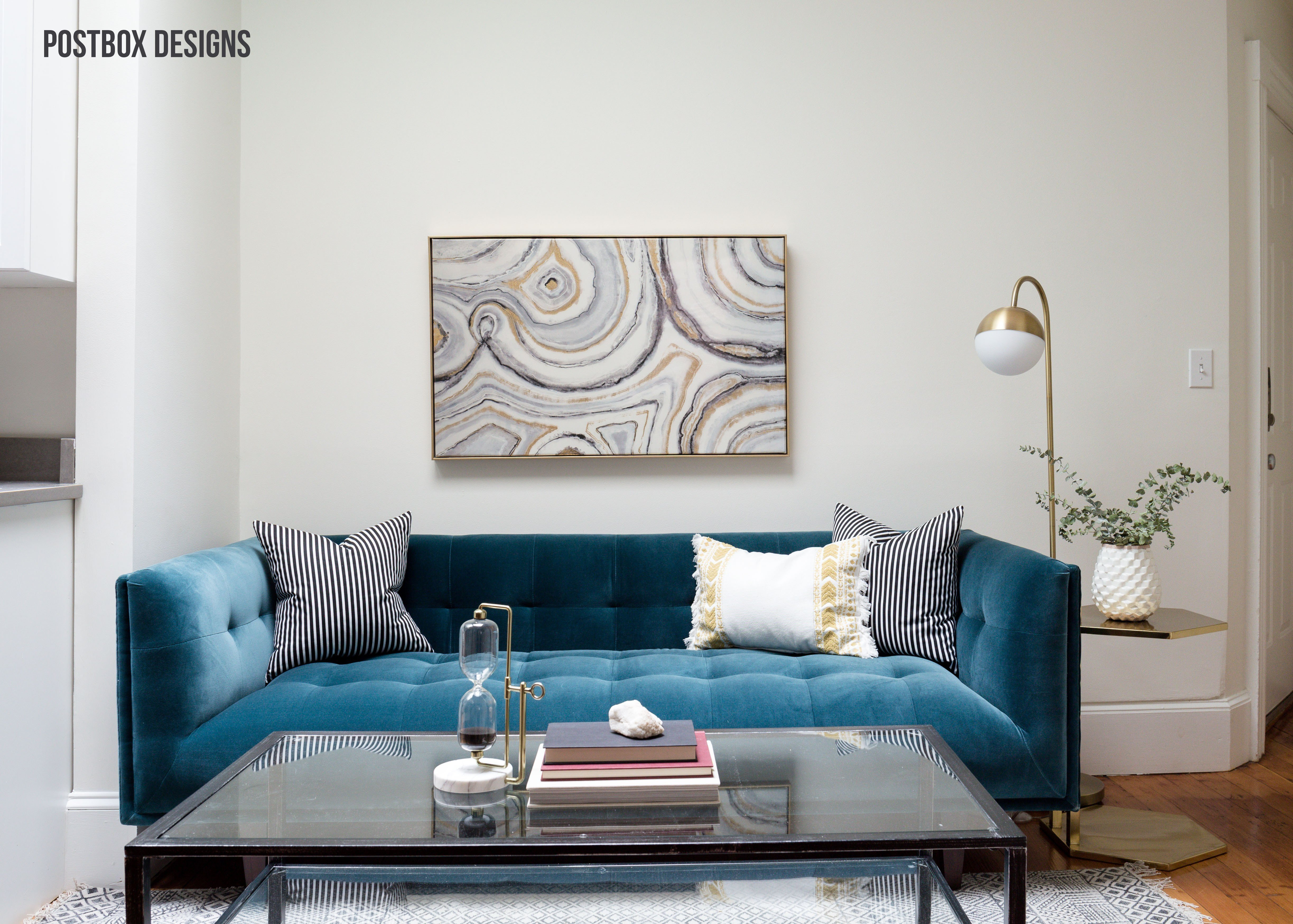 Living Room Decor Ideas Modern Modern Boho Living Room A Bud Room Makeover Reveal