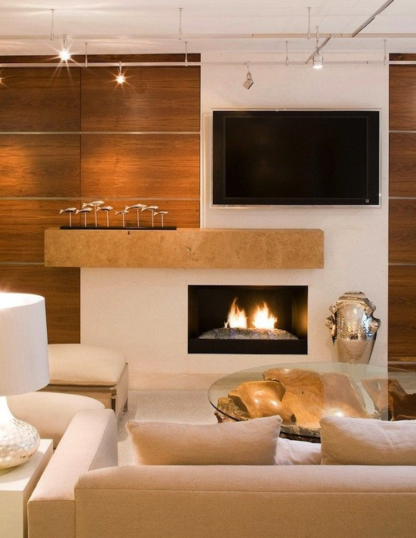 Living Room Decor with Fireplace 30 Living Room Design Ideas with Tv Set On Wall