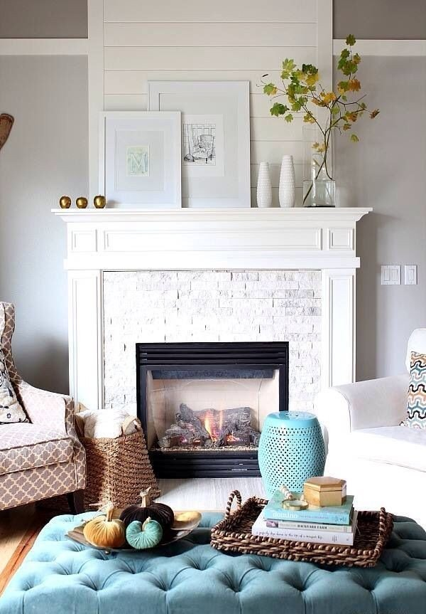 Living Room Decor with Fireplace 50 Small Living Room Ideas