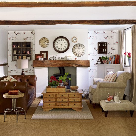 Living Room Decor with Fireplace theme Design 11 Living Room Fireplace Design Ideas