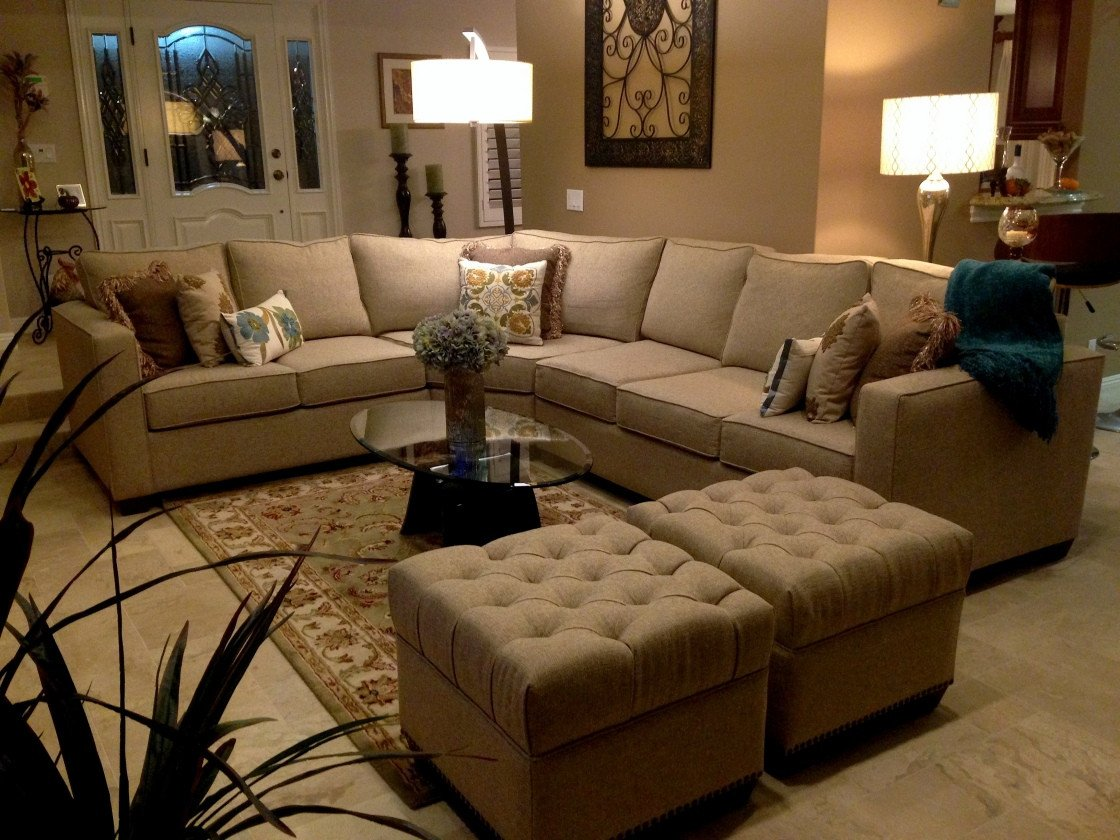 Living Room Decor with Sectional 32 Sectional sofa Small Living Room Living Room Ideas