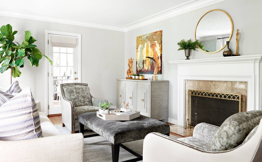 Living Room Design for Small Spaces these are Interior Design Pros Best Tips for Small Space