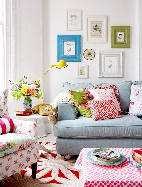 Living Room Design for Summer 33 Cheerful Summer Living Room Décor Ideas