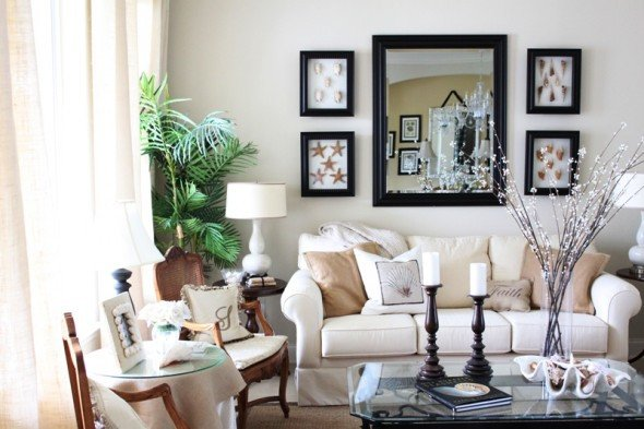 Living Room Design for Summer Summer Living Room Ideas
