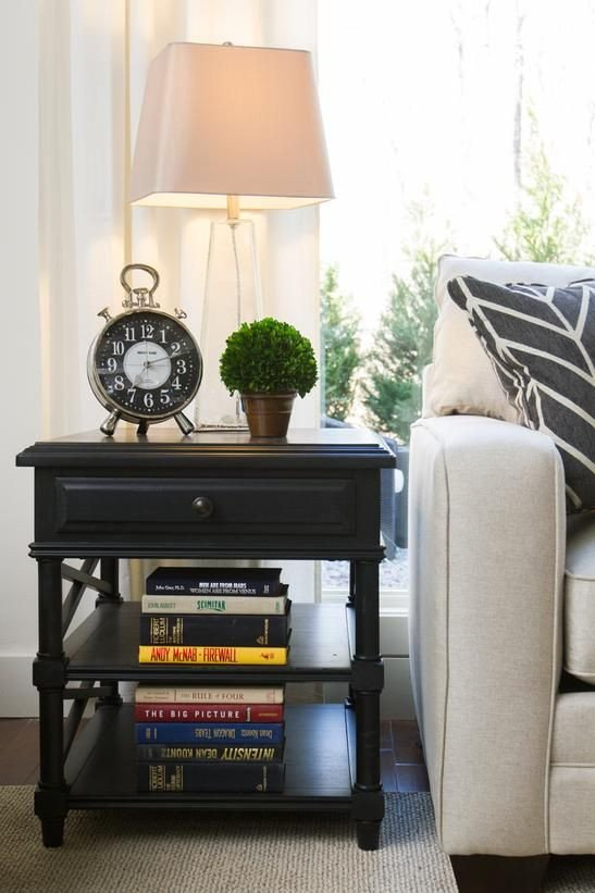 Living Room End Table Decor Amazing Barn Conversion Hgtv Shows & Experts