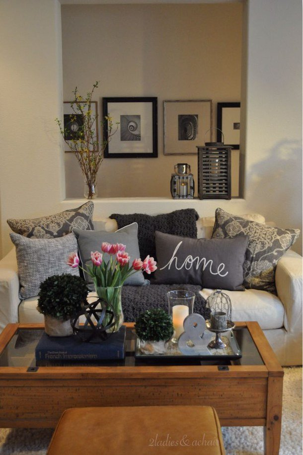 Living Room Home Decor Ideas 20 Super Modern Living Room Coffee Table Decor Ideas that