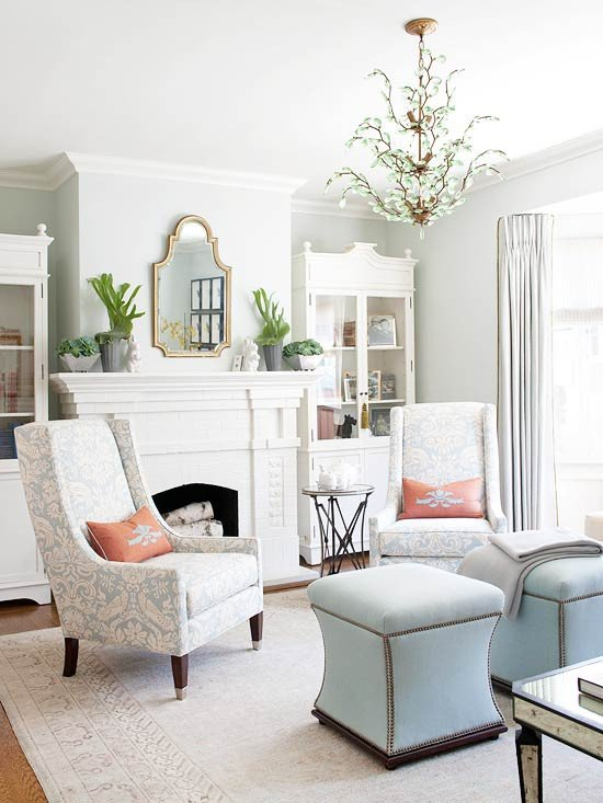 Living Room Home Decor Ideas Modern Furniture 2012 Family Home Decorating Ideas