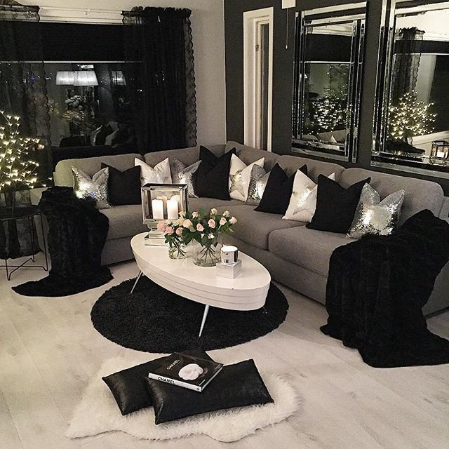 Living Room Ideas Black 40 Black Living Room Decor Best 25 Black Living Rooms