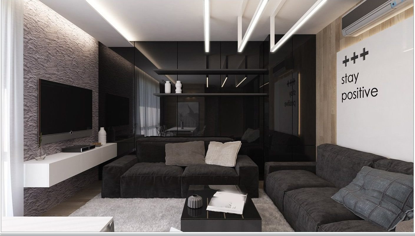 Living Room Ideas Black Black Living Room Ideas to Enhance Your Home Decor
