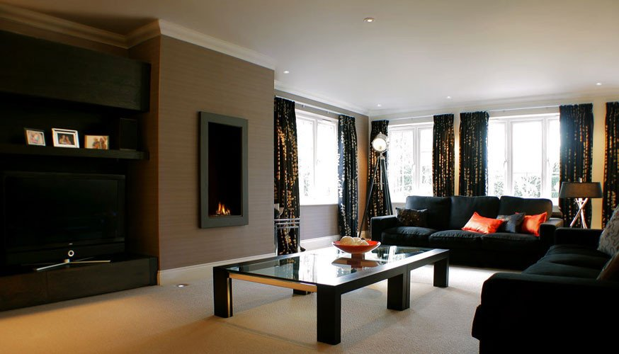 Living Room Ideas Black How to Decorate A Living Room Using Black Furniture