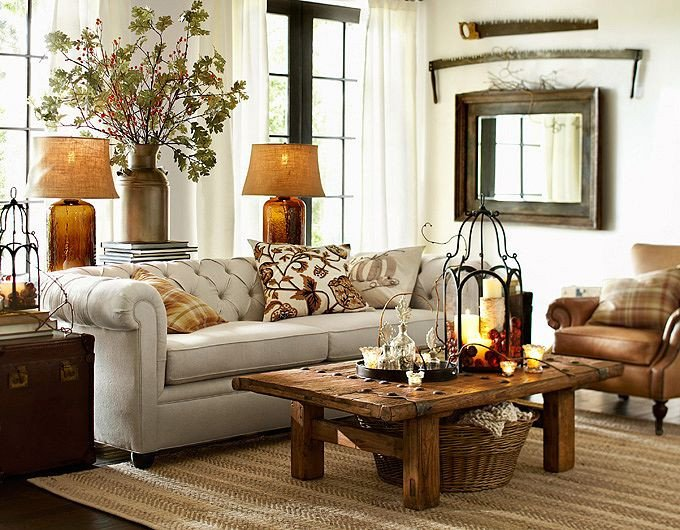 Living Room Ideas Pottery Barn 28 Elegant and Cozy Interior Designs by Pottery Barn