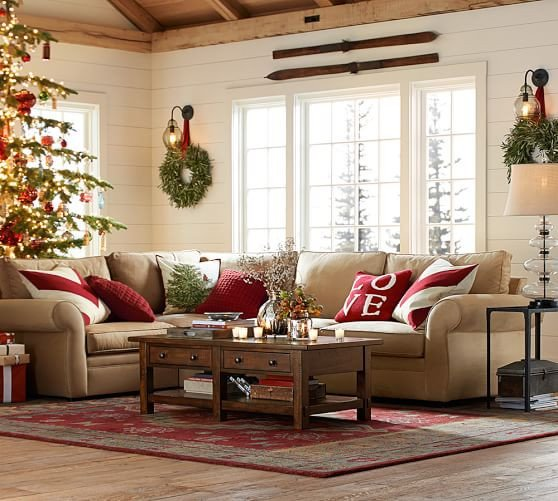Living Room Ideas Pottery Barn Arlington Persian Style Rug