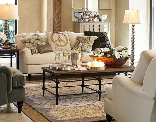 Living Room Ideas Pottery Barn Fall Winter 2013 Outfits Inspired by Pottery Barn