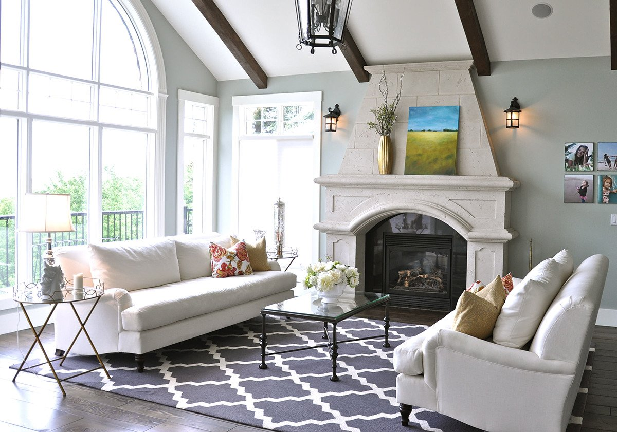 Living Room Ideas Pottery Barn Living Room Design A Refresh In Alberta with Pottery Barn