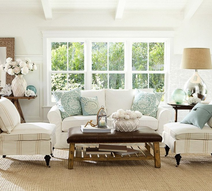 Living Room Ideas Pottery Barn Pottery Barn Giveaway Finding Silver Pennies