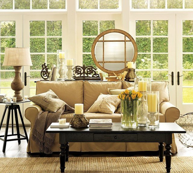 Living Room Ideas Pottery Barn Pottery Barn Living Room