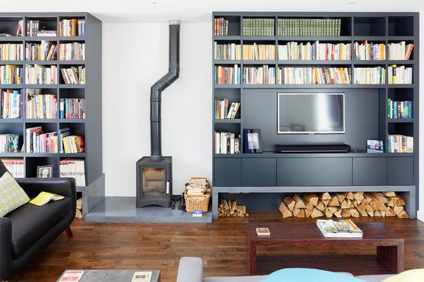 Living Room Ideas Shelves 12 Clever Ideas for Living Room Shelving