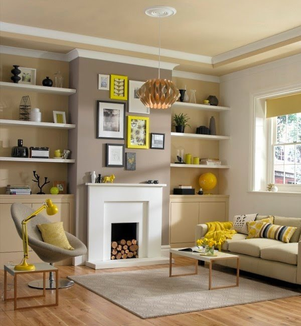 Living Room Ideas Shelves 15 Functional Living Room Shelving Ideas and Units