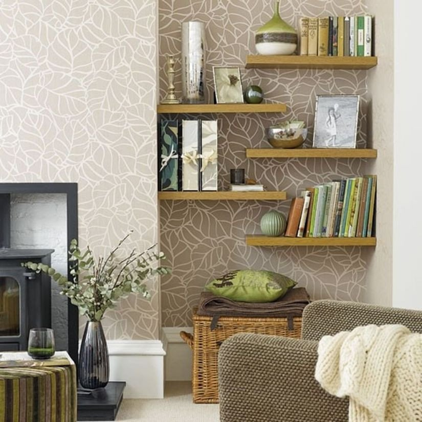 Living Room Ideas Shelves 35 Essential Shelf Decor Ideas 2019 A Guide to Style Your