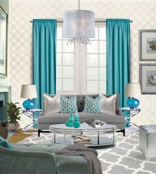 Living Room Ideas Teal How to Decorate A Living Room In Teal Green Ehow