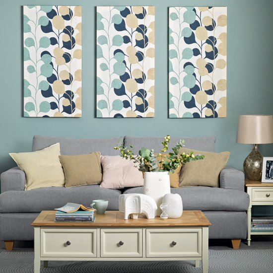 Living Room Ideas Teal Teal Living Room with Wall Panels