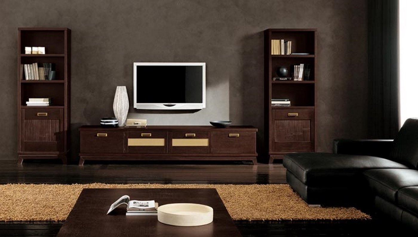 Living Room Ideas Tv Stand Modern Ethnic Living Room with Small Tv Stand and Two