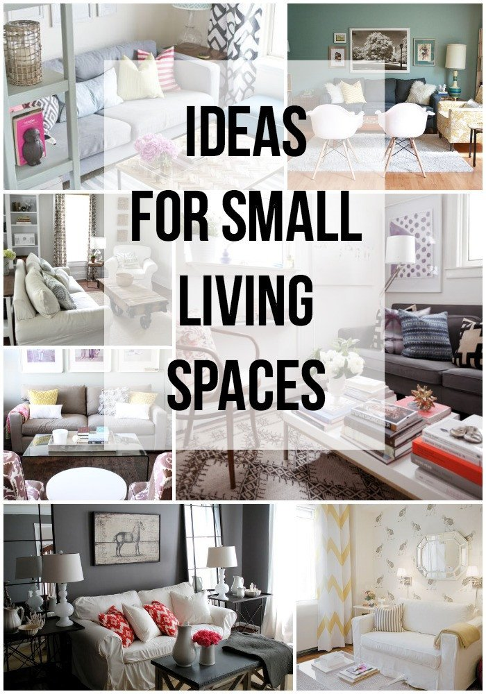 Living Room Ideasfor Small Spaces Ideas for Small Living Spaces