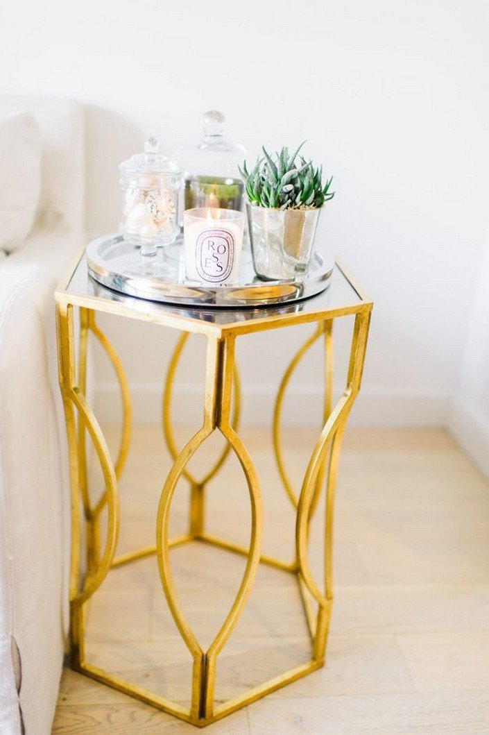 Living Room Side Table Decor 7 Charming Glass Side Tables for A Modern Living Room