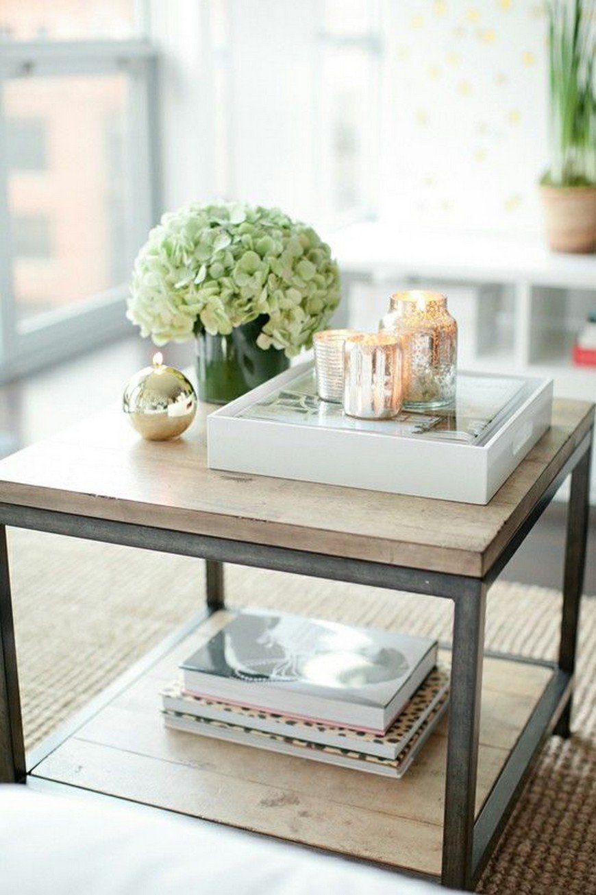 Living Room Side Table Decor 7 Tips for Best Coffee Table Books Styling