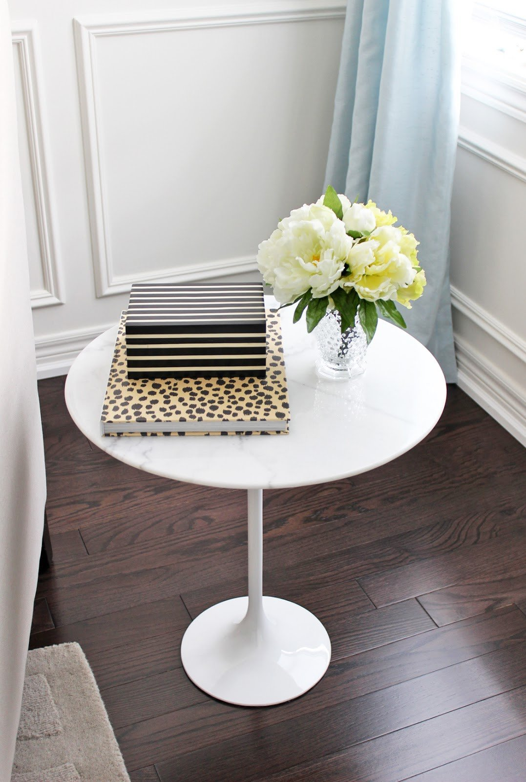 Living Room Side Table Decor Different Ways to Style An End Table